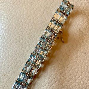 Jewelry - Auqamarine Bracelet